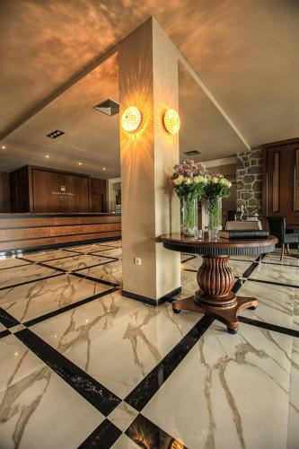 A Hotel Com Grand Meteora Hotel Hotel Kalabaka Greece Price