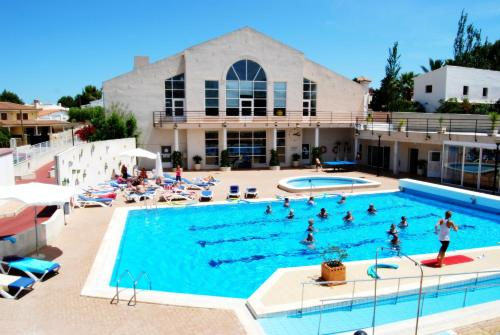 Reuma Sol Wellness Hotel And Apartments