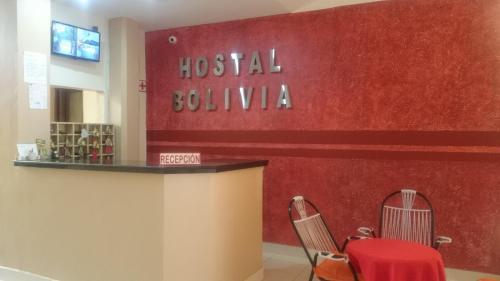 . Hostal Bolivia