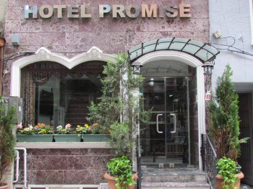 Istanbul Promise Hotel yol tarifi