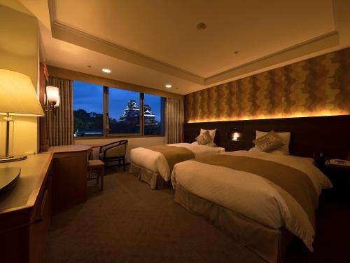 熊本KKR酒店 KKR Hotel Kumamoto