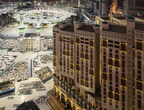 תמונות לחדר Makkah Millennium Towers