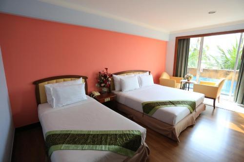 Karnmanee Palace Hotel impression