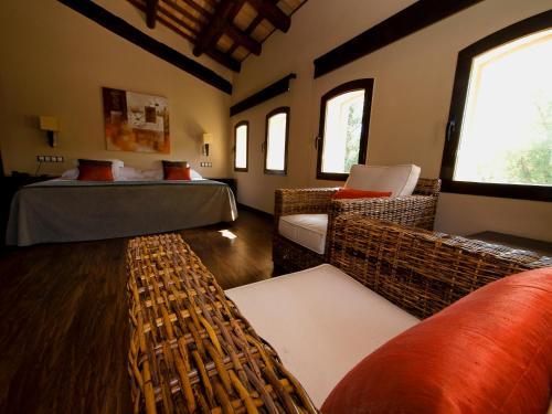 Superior Doppelzimmer  - Einzelnutzung Molí Blanc Hotel 7