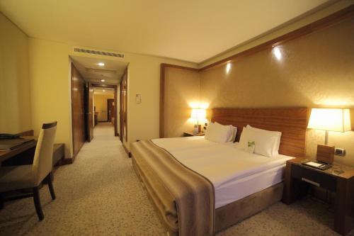 Dedeman Konya Hotel Convention Center istabas fotogrāfijas