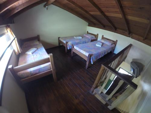 Dormitori Compartit Mixt de 6 Llits (6-Bed Mixed Dormitory Room)