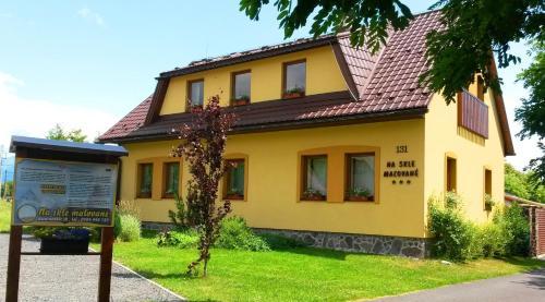 Accommodation in Liptovská Kokava