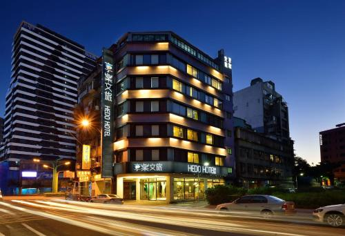 Ximen Hedo Hotel Kangding, Taipei