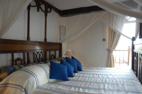 Zanzibar Serena Hotel rom bilder