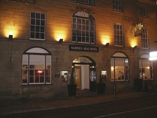 . The Warwick Arms Hotel
