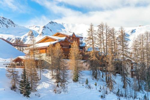 Lagrange Vacances Aspen - Hôtel - La Plagne-Tarentaise
