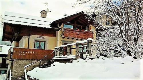 Il Balcone Delle Alpi Bormio