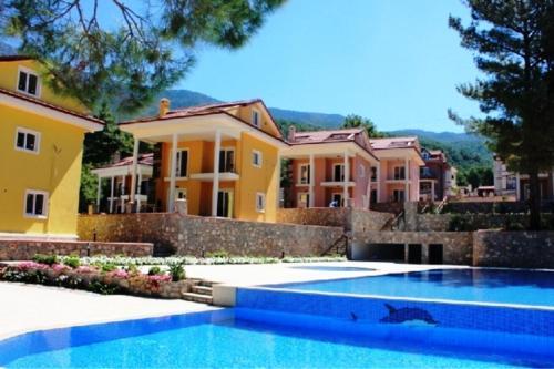 Fethiye Villa in Fethiye on Sokak 33 odalar