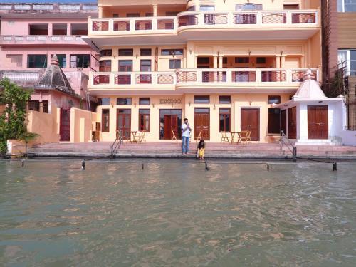 ". DEVNADI ""Heritage Hotel"" Haridwar"