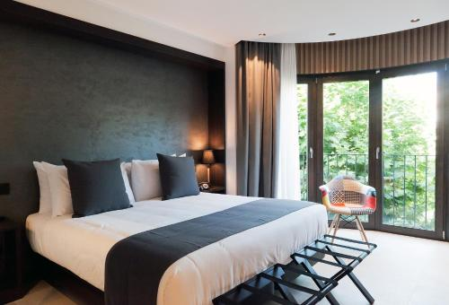 Standard Doppelzimmer Vila Arenys Hotel 3
