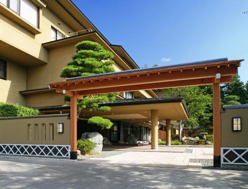Saneikaku - Accommodation - Matsumoto