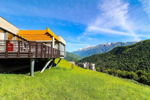Skypark VILLAS - Accommodation - Estosadok