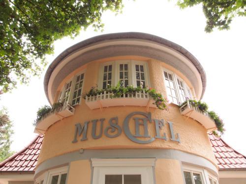 . Strandvilla Muschel