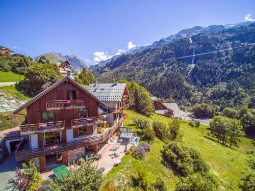 Chalet Saskia - Self catered - Hotel - Vaujany