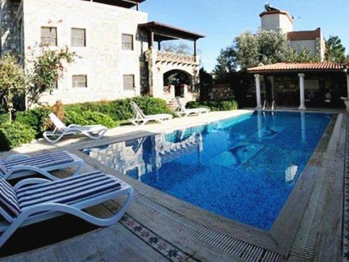 Bitez Evoteli Group Bitez 3+1 Özel Havuzlu Villa Secret yol tarifi