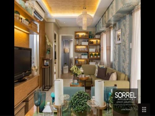 Sorrel Residences Condo Apartment by Fe