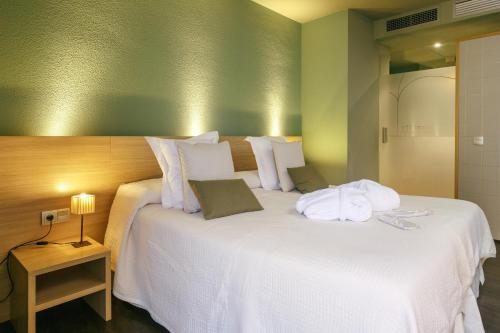 Double or Twin Room Hotel Spa Vilamont 30