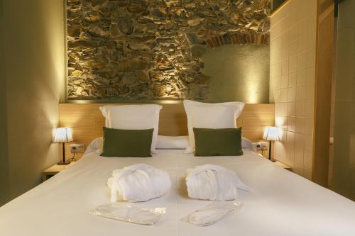 Doppel- oder Zweibettzimmer Hotel Spa Vilamont 46