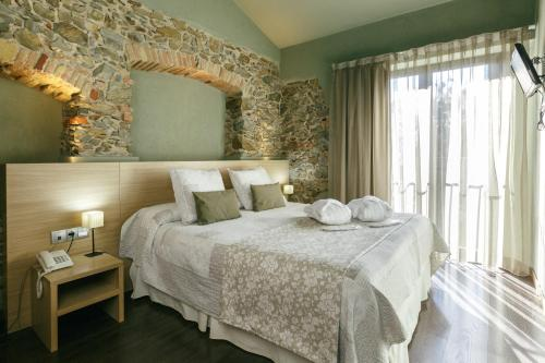 Doppel- oder Zweibettzimmer Hotel Spa Vilamont 47