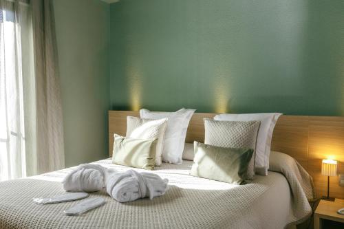 Doppel- oder Zweibettzimmer Hotel Spa Vilamont 48
