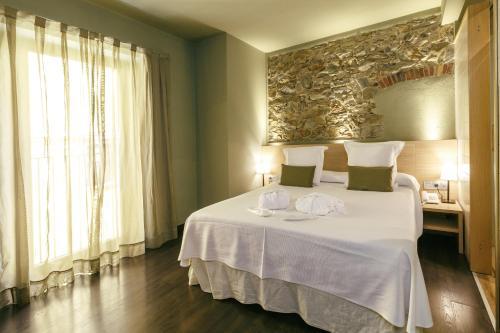 Doppel- oder Zweibettzimmer Hotel Spa Vilamont 49