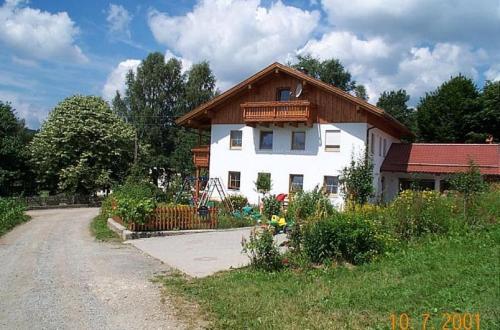 Ferienhof-Weiss - Apartment - Regen