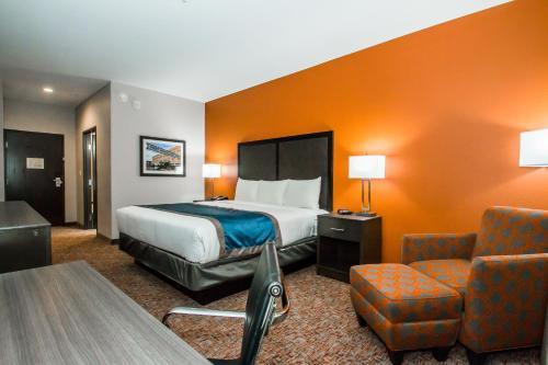 Kind Bed Room