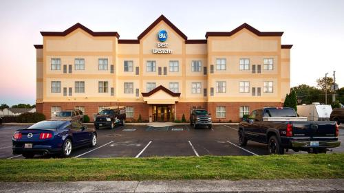 Best Western Airport Suites - Indianapolis, IN 46241