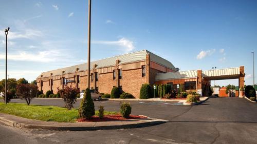 Best Western Martinsville Inn - Martinsville, IN 46151
