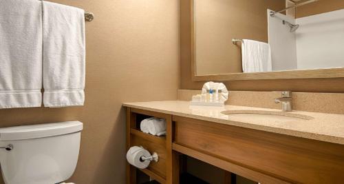 Best Western Grant Park Hotel Номер с  кроватью размера