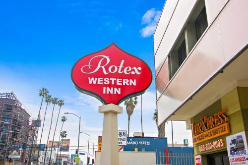 Rotex Western Inn - Los Angeles, CA 90006