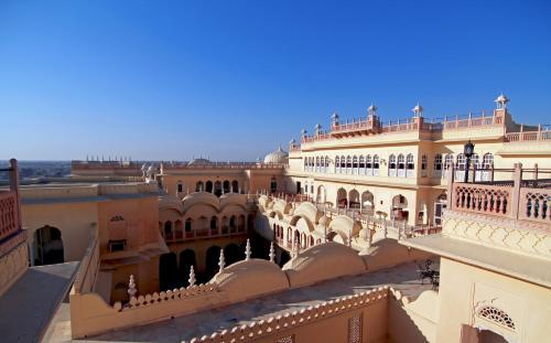 . Alsisar Mahal- Heritage Hotel