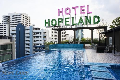 Hope Land Hotel Sukhumvit 8 photo 3