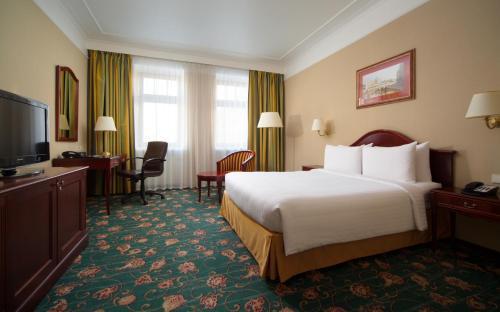 Moscow Marriott Tverskaya Hotel - image 4