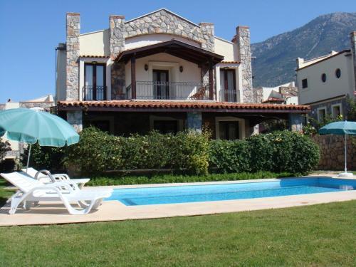 Oludeniz Xanthos Villa 15 online rezervasyon