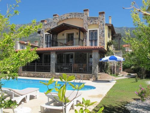 Oludeniz Xanthos Villa 37 ulaşım