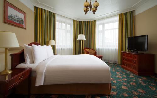 Moscow Marriott Tverskaya Hotel - image 10
