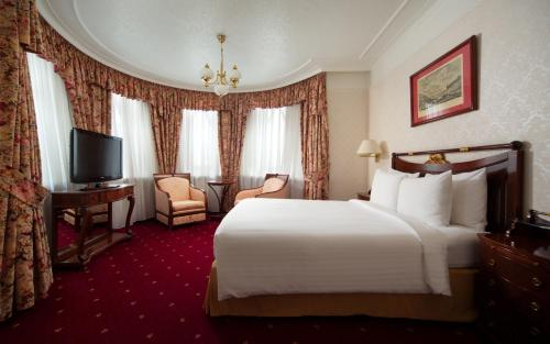 Moscow Marriott Tverskaya Hotel - image 13