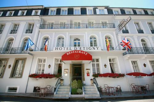 Hotel d'Etigny - Luchon - Superbagnères