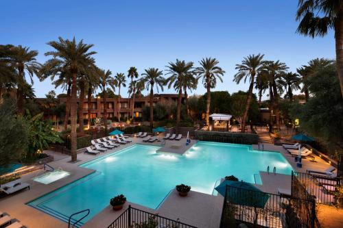 DoubleTree by Hilton Paradise Valley Resort Scottsdale - Scottsdale, AZ AZ 85250