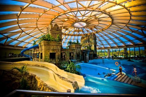 Aquaworld Resort Budapest impression