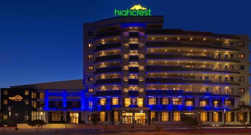 . HighCrest Hotel