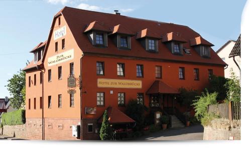 Hotel Zur Waldbrucke