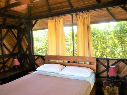 Lodge Margouillat room photos