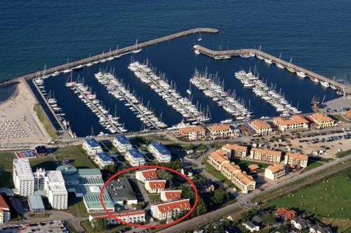 . Ferienwohnung Yachthafenperle